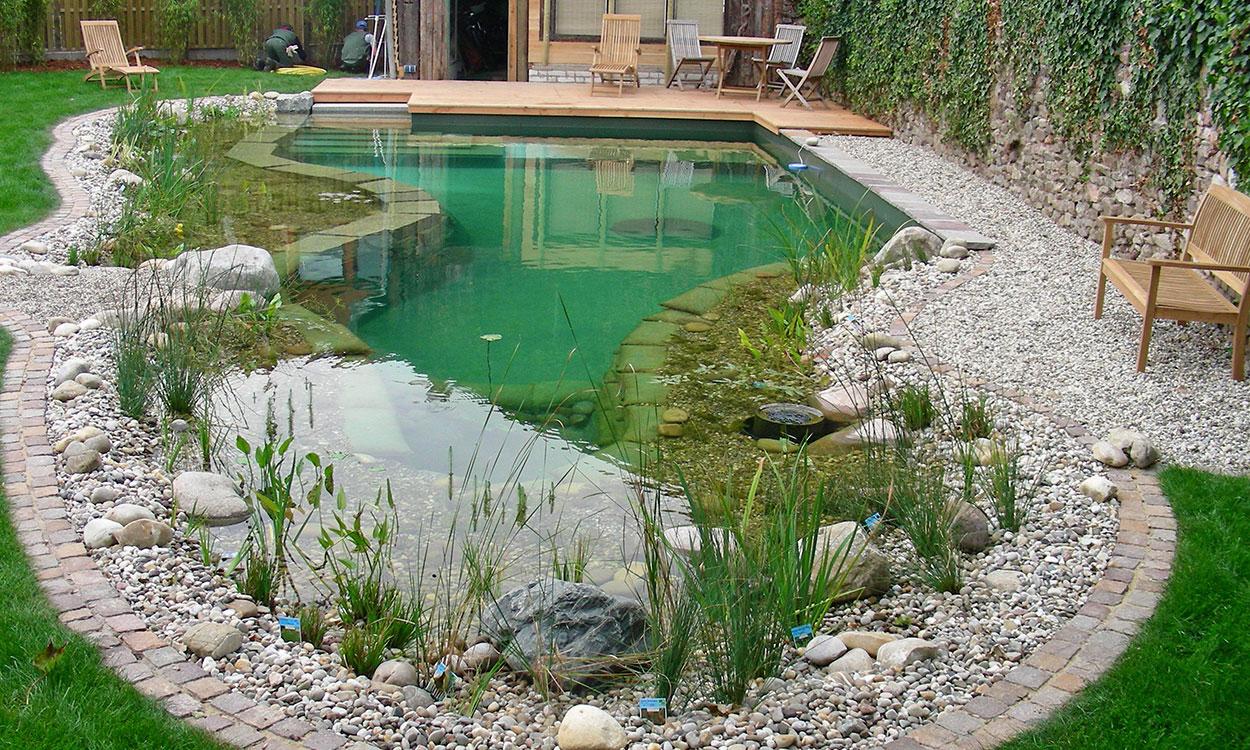 Schwimmteiche gartengestaltung ostallg u schongau for Badepools garten